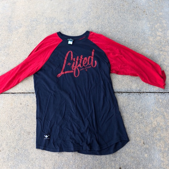 f8c8a78c4 Lrg Shirts | Rainy Day Sale Mens Baseball Tee | Poshmark